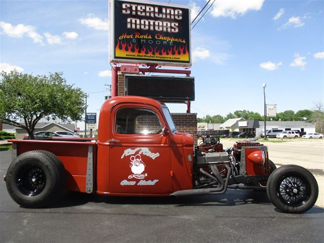 1938 Chevrolet Rat Rod