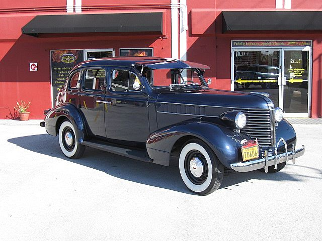 1938 Pontiac Silver Streak for sale
