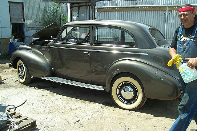 1939 Buick Special for sale