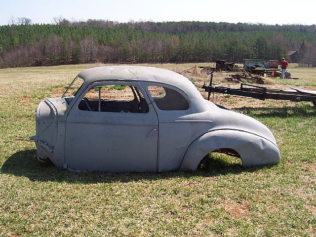 1939 Chevrolet Coupe for sale