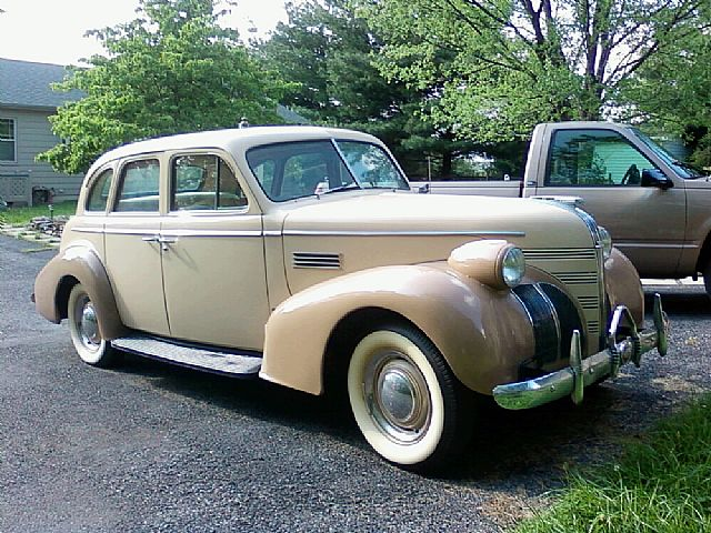 1939 Pontiac Silver Streak for sale
