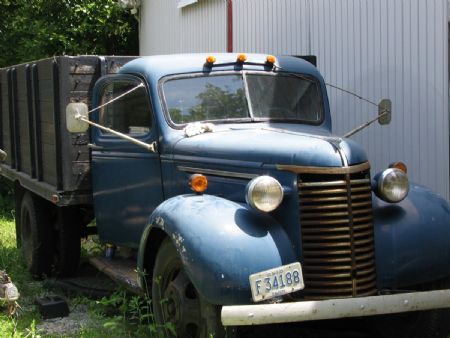 1939 Chevrolet Truck for sale