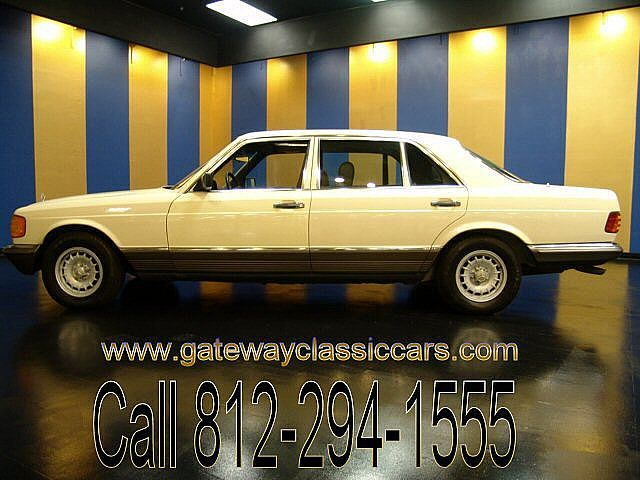 1985 Mercedes 380SEL for sale