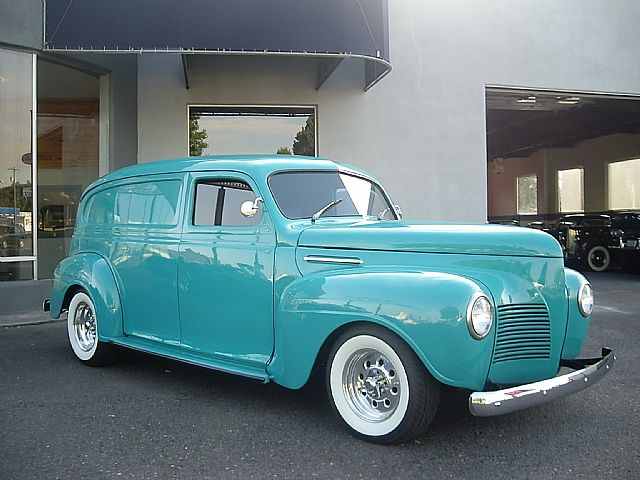 1940 Plymouth Sedan Delivery for sale