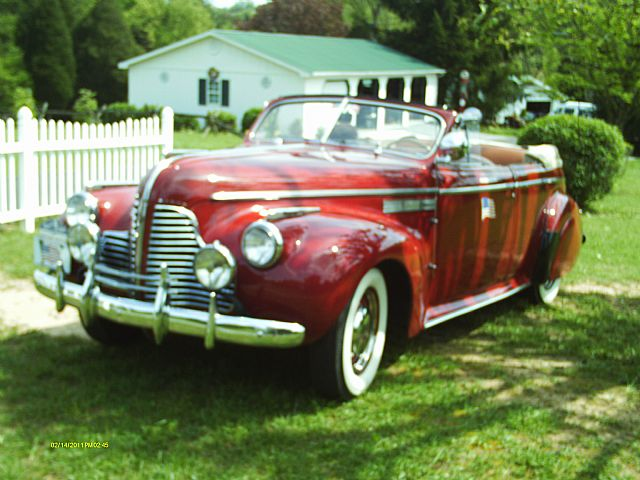 1940 Buick 51C for sale