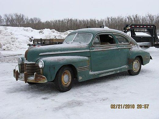 1941 Pontiac Streamliner for sale