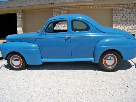 1941 Ford Business Coupe for sale