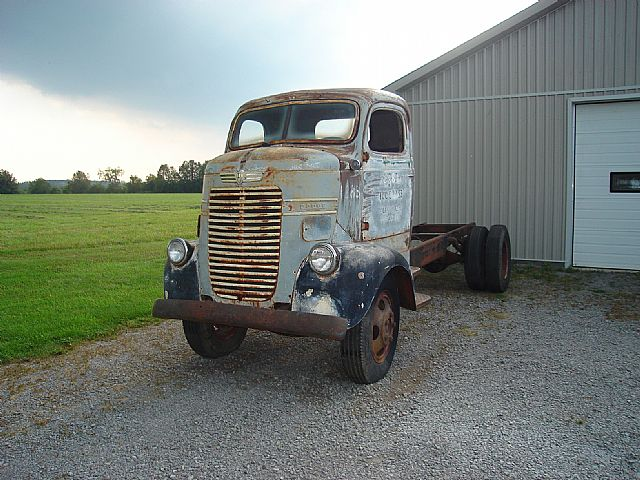 1946 Dodge COE for sale