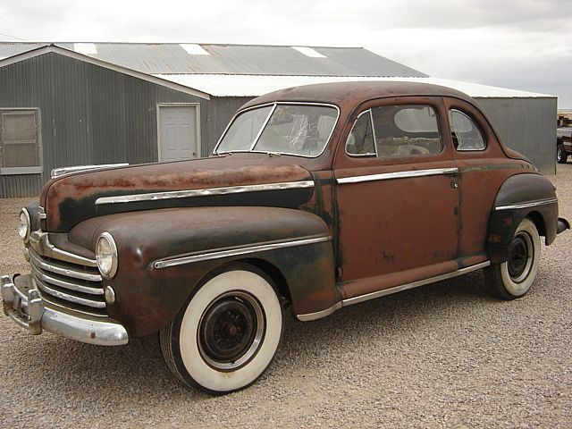 1947 Ford Deluxe for sale