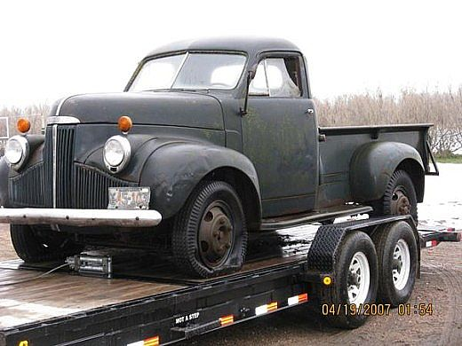 1947 Studebaker Pickup for sale