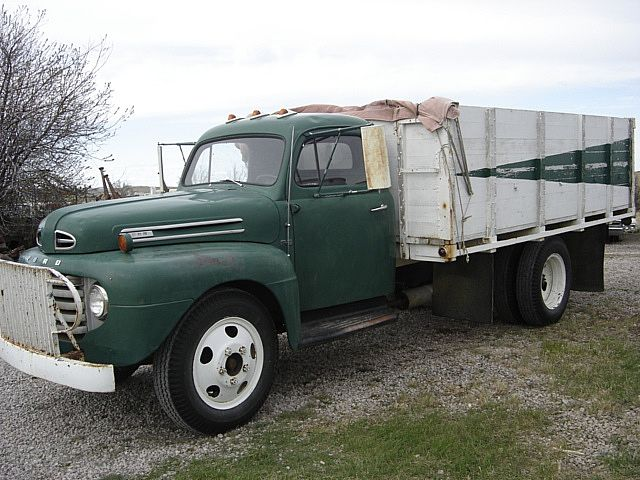 1948 Ford F6 for sale