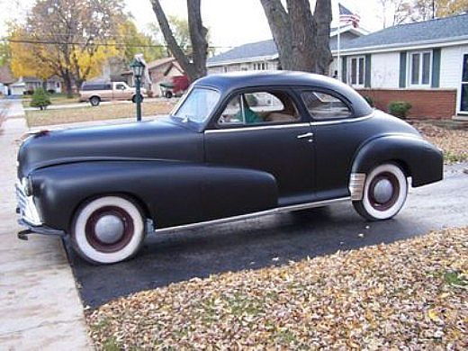 1948 oldsmobile coupe for sale chicago illinois for 1948 oldsmobile 4 door sedan