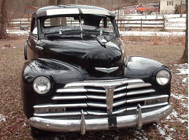 1948 chevrolet 5 window coupe for sale augusta west virginia for 1948 5 window chevy truck sale