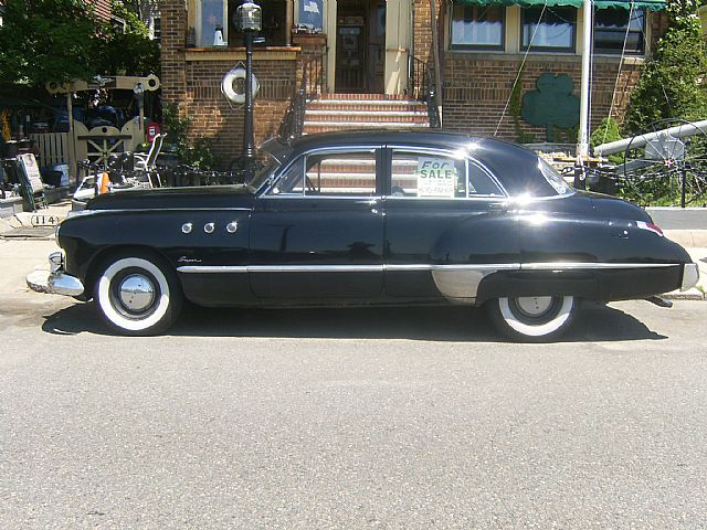 1949 Buick Super for sale