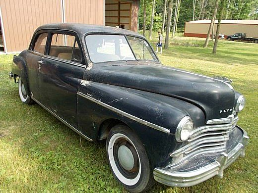 1949 Plymouth 2 Door for sale