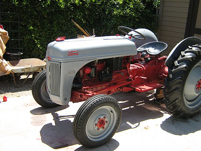 1949 Ford 8n Tractor For Sale South Pasadena California