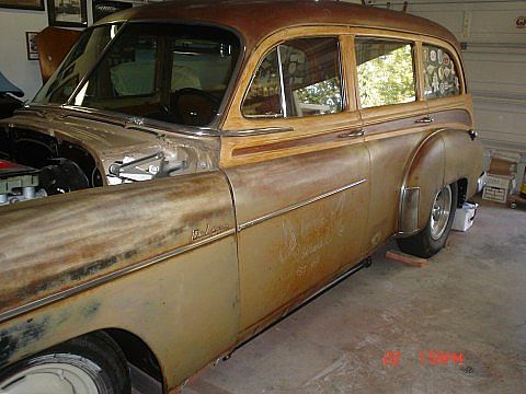 1950 Chevrolet Wagon for sale