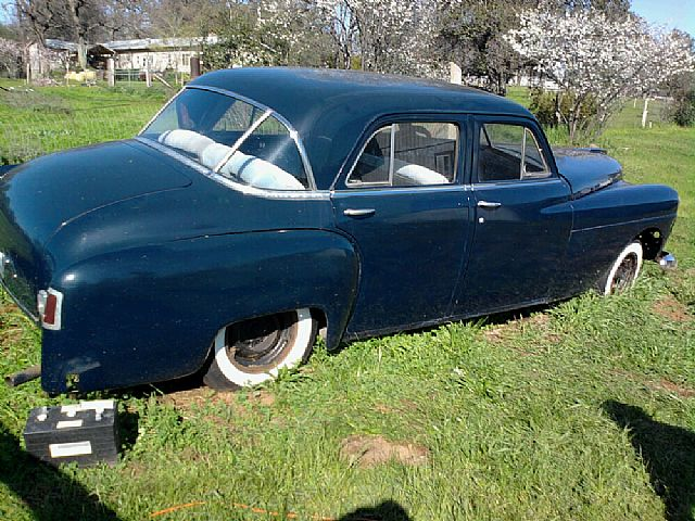 1950 Chrysler Imperial for sale