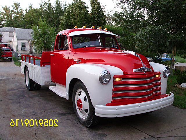 1950 Chevrolet Truck for sale