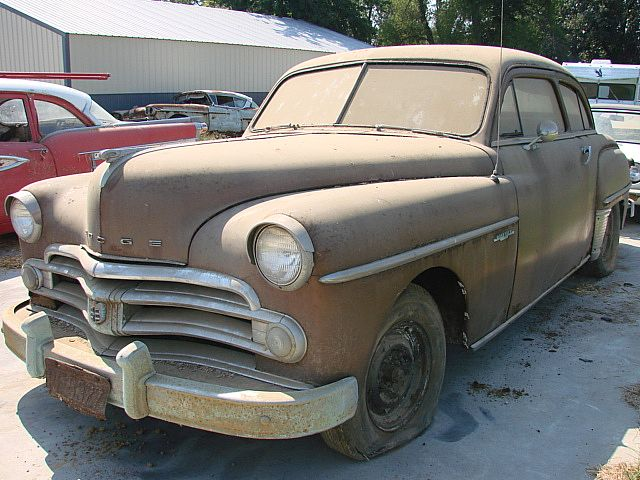 1950 Dodge Wayfarer for sale
