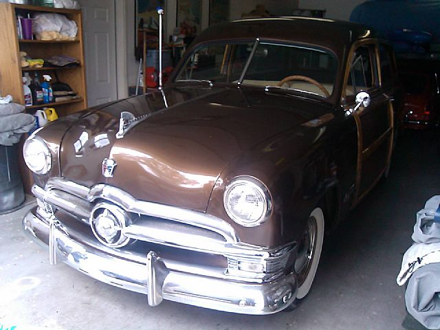 1950 Ford Woody for sale