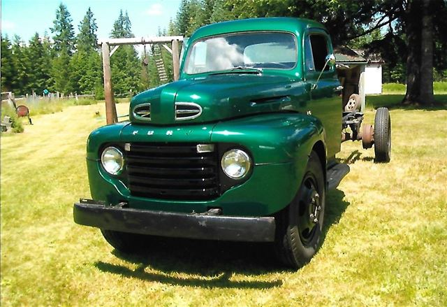 1950 Ford F6 for sale
