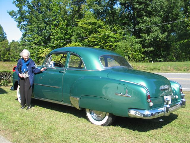 1951 chevrolet deluxe for sale winston salem north carolina for 1951 chevy deluxe 4 door for sale
