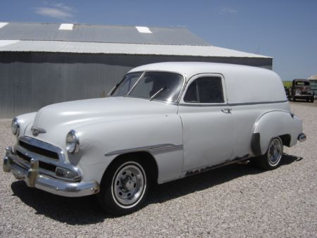 1951 Chevrolet Sedan Delivery for sale