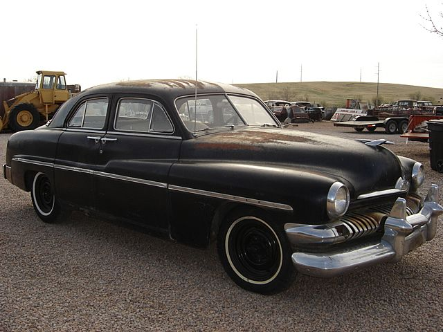 1951 mercury 4 door sedan for sale rapid city south dakota