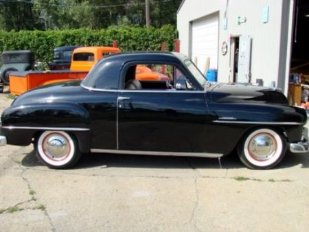 1951 Plymouth 3 Window Coupe for sale