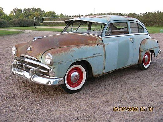 1951 Plymouth Concord for sale