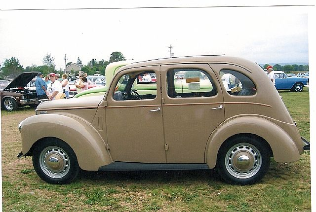 1951 Ford Prefect for sale