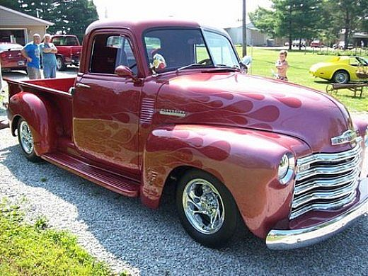 1952 Chevrolet Pickup for sale