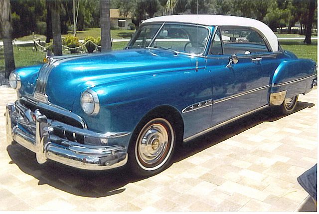 1952 Pontiac Chieftain for sale