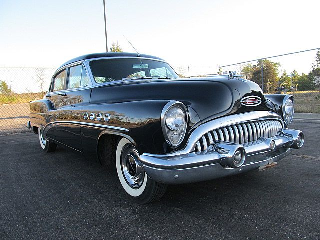 1953 Buick Roadmaster for sale