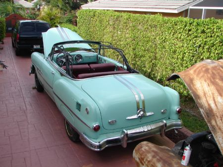 1953 Pontiac Chieftain for sale