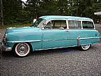 1954 Plymouth 2 Door