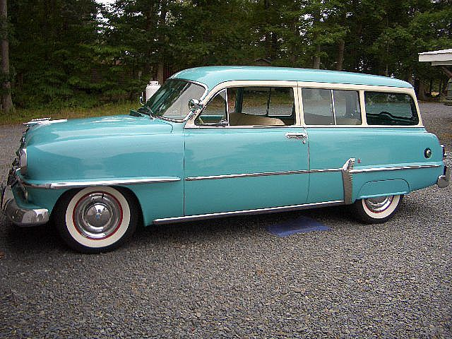 1954 Plymouth 2 Door for sale