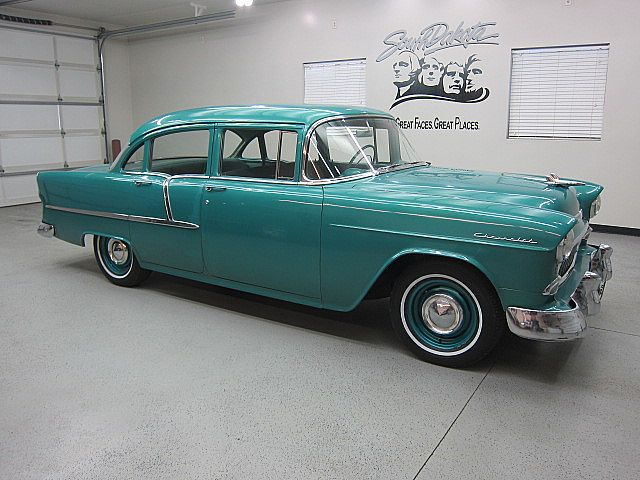 1955 chevrolet 210 4 door for sale sioux fals south dakota