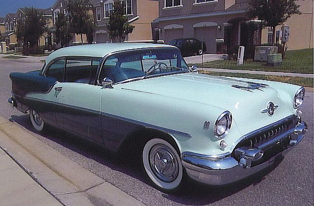 1955 Oldsmobile Holiday 88 for sale