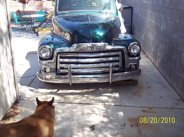 1955 GMC Hydromatic for sale