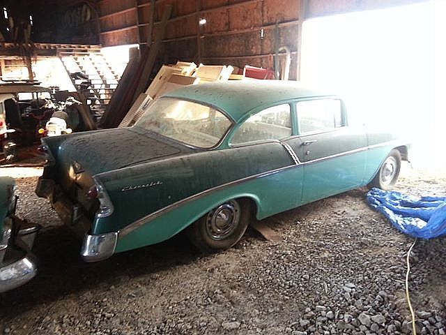1956  Chevrolet 2 Door for sale