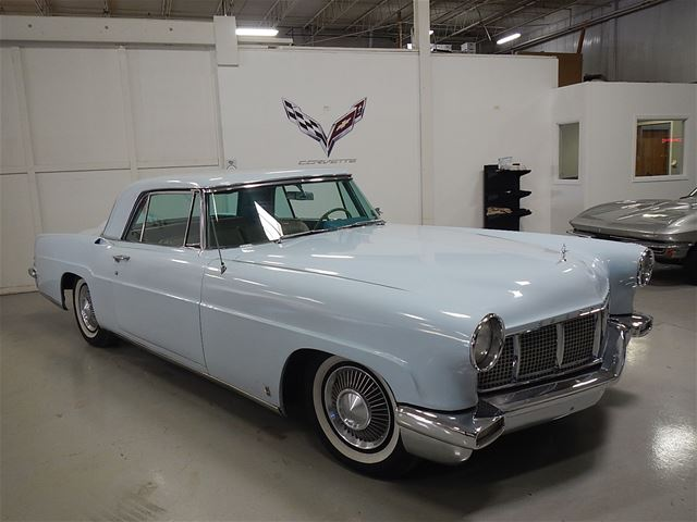 1956 Lincoln Continental for sale