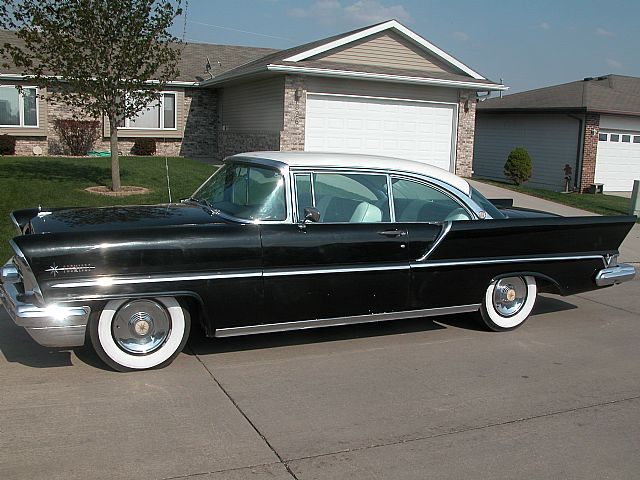 1957 Lincoln Premier for sale