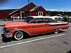 1957 Mercury Turnpike Crusier