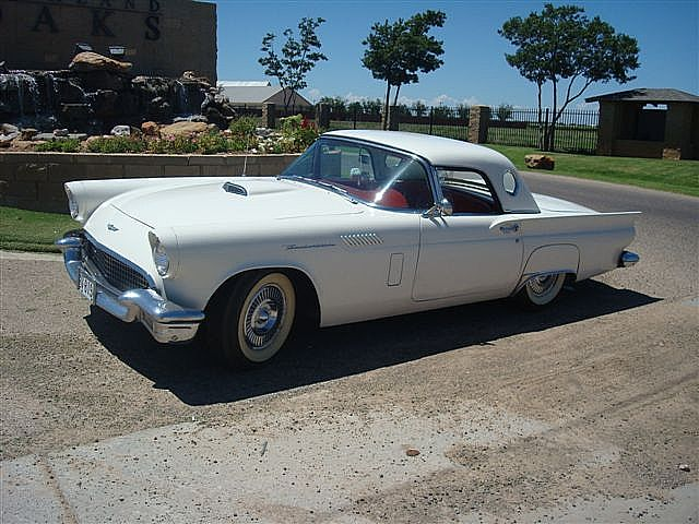 1957 Ford Thunderbird for sale