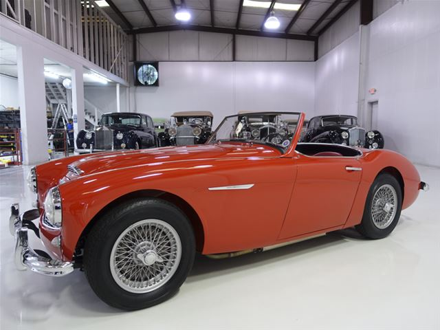 1959 Austin Healey 100-Six for sale