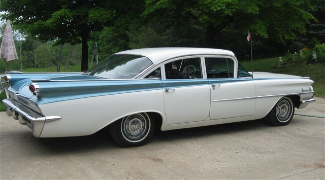 1959 Oldsmobile Eighty Eight