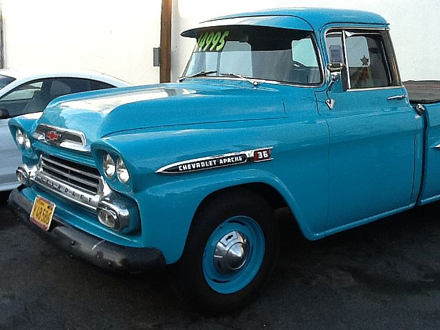 1959 Chevrolet Apache for sale