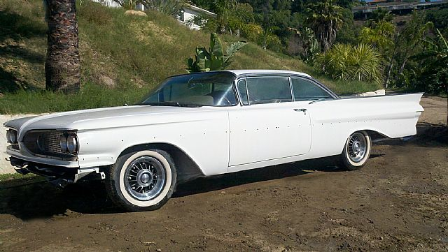 1959 Pontiac Bonneville for sale